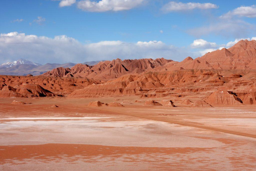 Labyrinth Desert