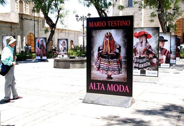 Il Perù che va di (alta) moda. Con il museo di Mario Testino - Artribune.com - 05.01.2015